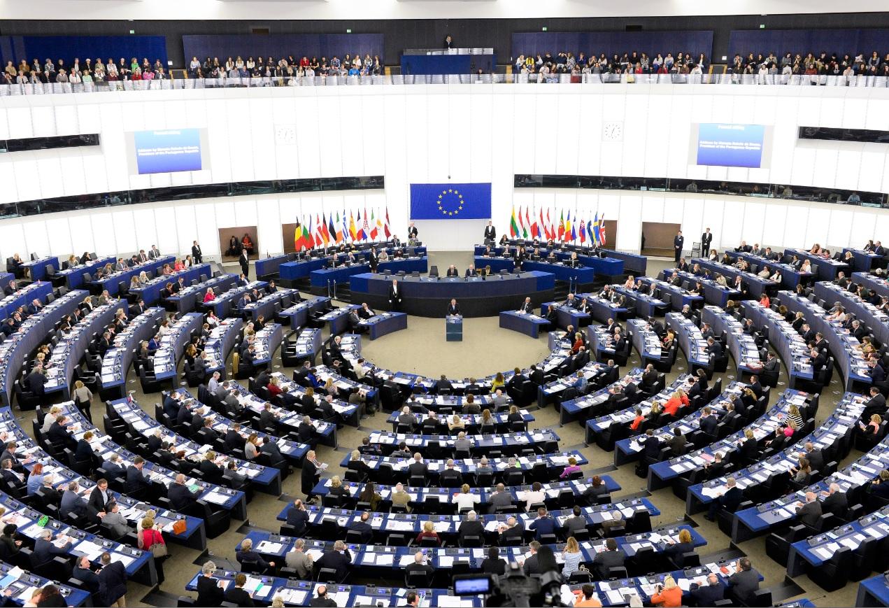 Evropski parlament (foto: splet)