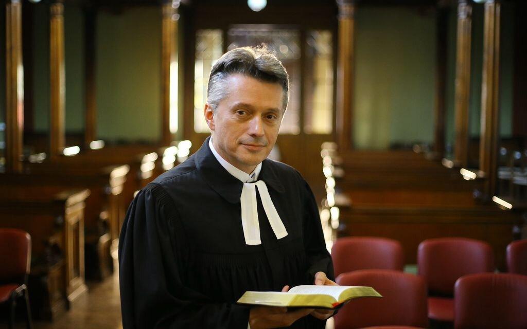 Evangeličanski škof mag. Leon Novak (foto: Delo)
