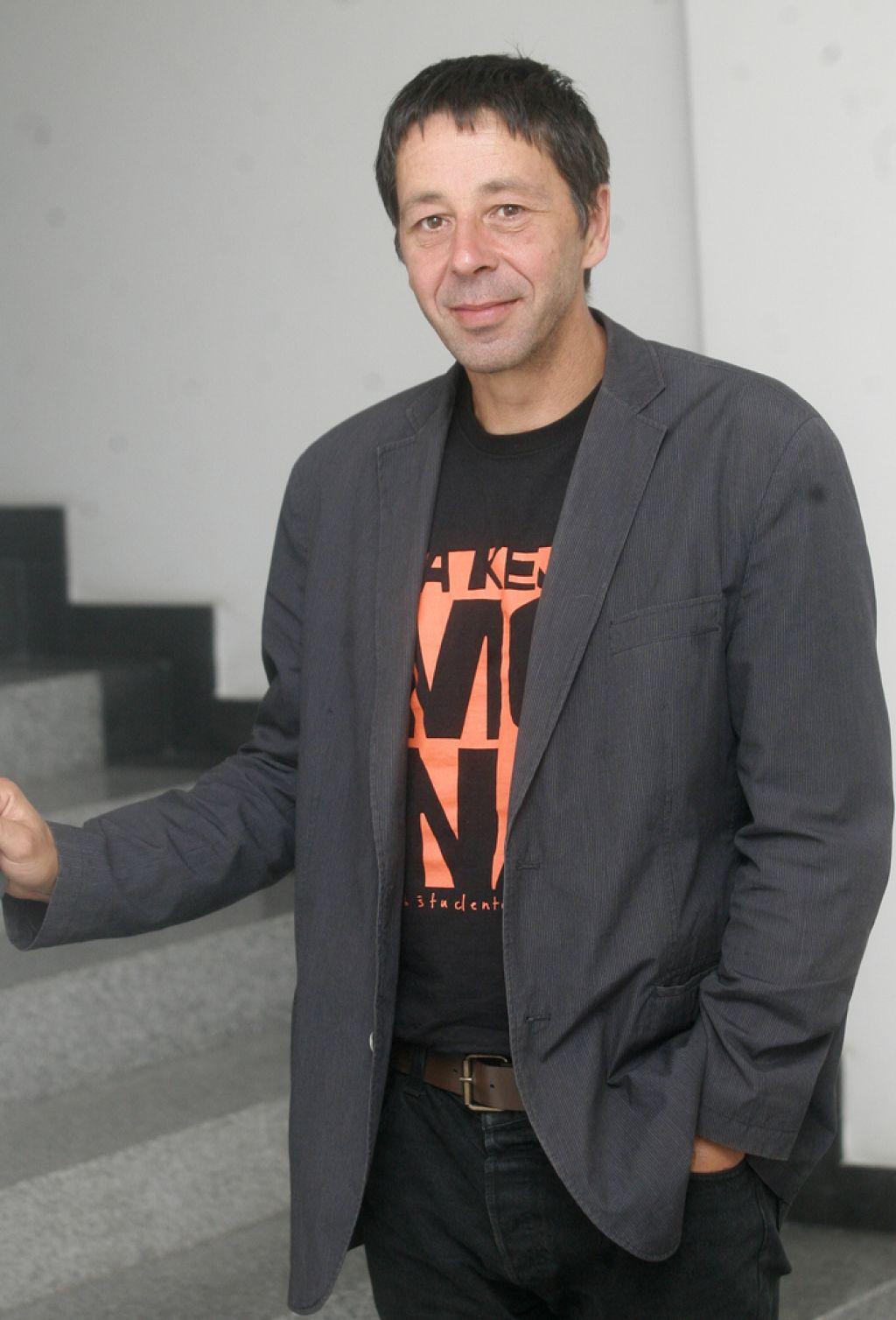 Dr. Gregor Lesjak (foto: Delo)