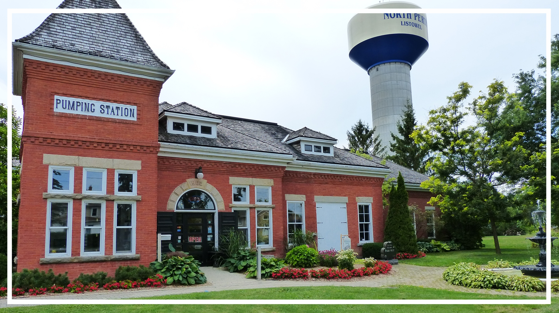 North Perth Chamber of Commerce - Head Office in Listowel, Ontario