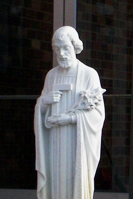 St. Joseph, statue?