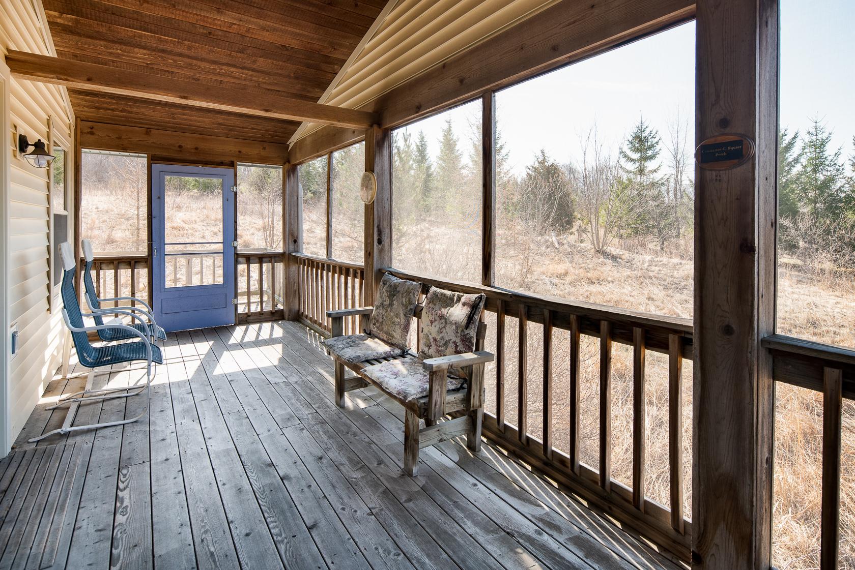 The Screen Porch