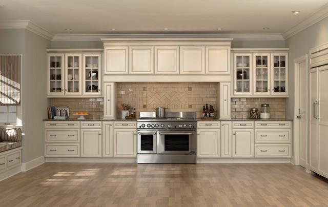 white cabinets kitchen remodel in batavia ny