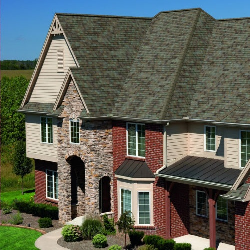 Find out what Roofing options Genesee Lumber sells.