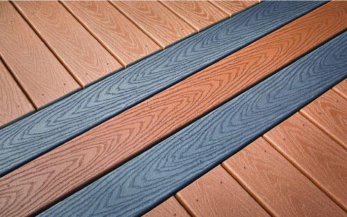 Trex Composite Deck Two Directional Deck Design