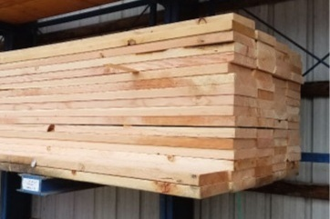 Douglas Fir Dimensional Lumber for decks - porches - framing packages - house framing - any building project.
