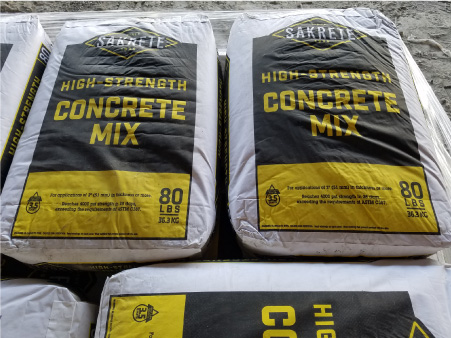 bagged cement rochester ny
