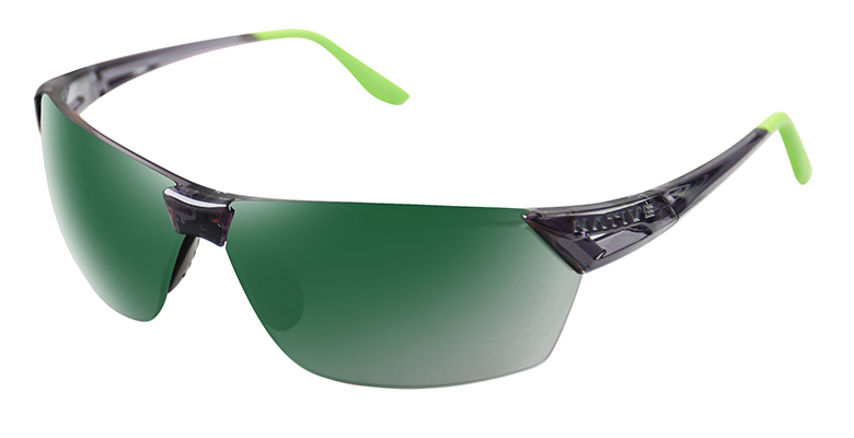 Native Vigor AF - The most innovative and advanced polarized lens on the market. N3™  lenses block up to 4X more infrared light than regular polarized  lenses, pass Z87.1 testing, provide UV protection up to 400nm, and by  significantly reducing blue light and selectively filtering UV, they  deliver high contrast, crisp definition, and peak visual acuity.