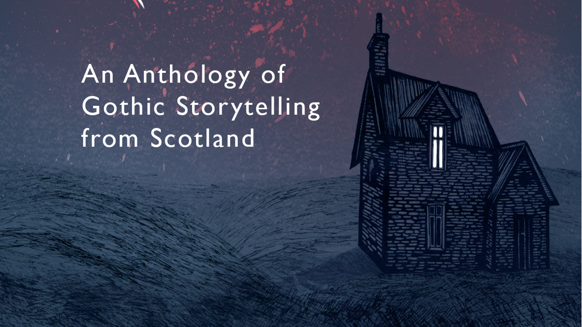 HAUNTED VOICES - PAPERBACK NOW AVAILABLE FOR PRE-ORDER! Haunted Voices: An Anthology of Gothic Storytelling from Scotland.