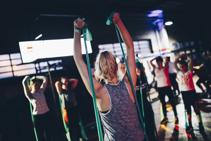 Pilates - This group class focuses on postural alignment, core stability and spinal mobility. It uses slow, controlled movements without any equipment to improve body awareness and to correct any imbalances in the body.Duration - 60mins