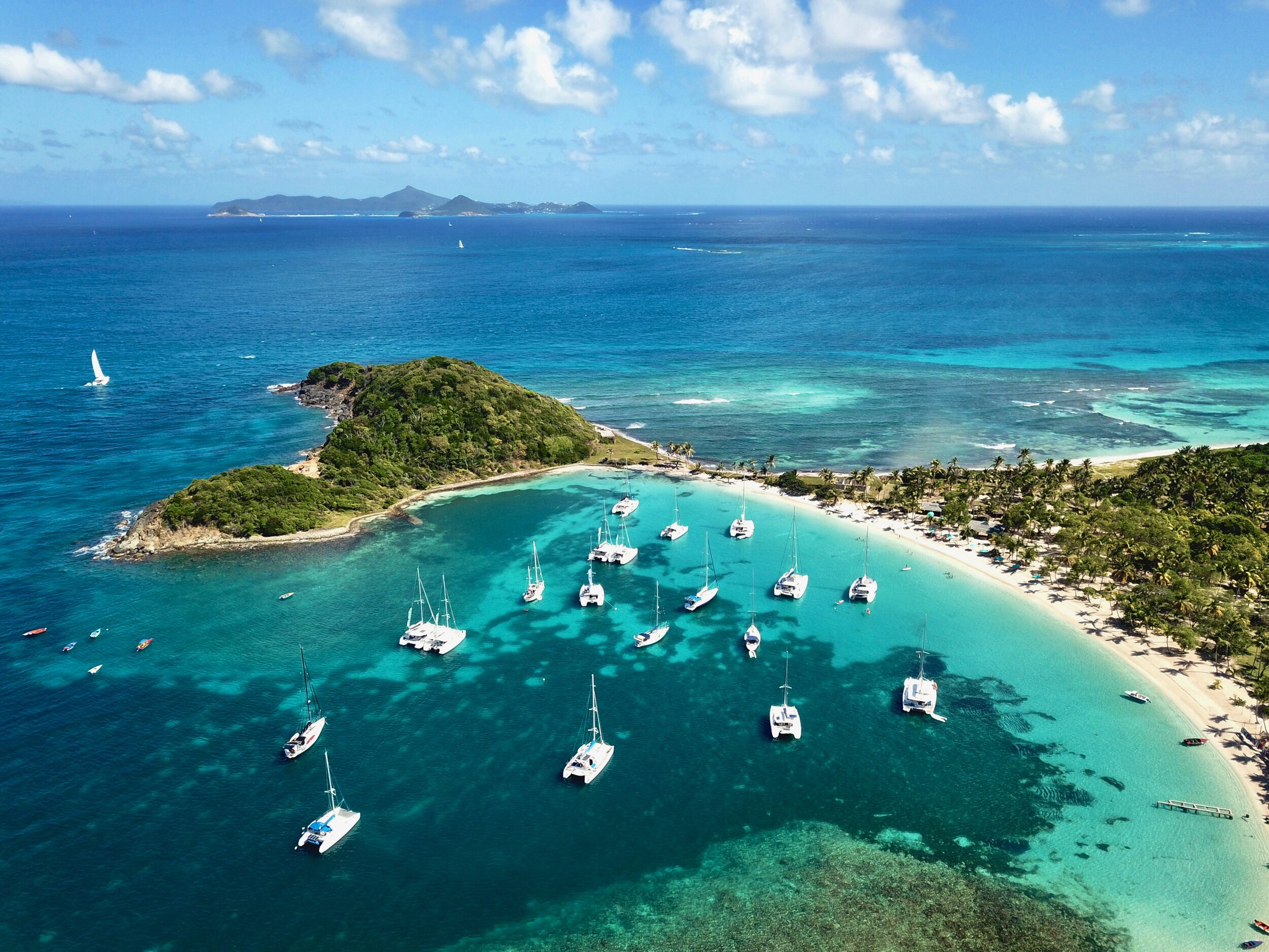 grenadines sailing