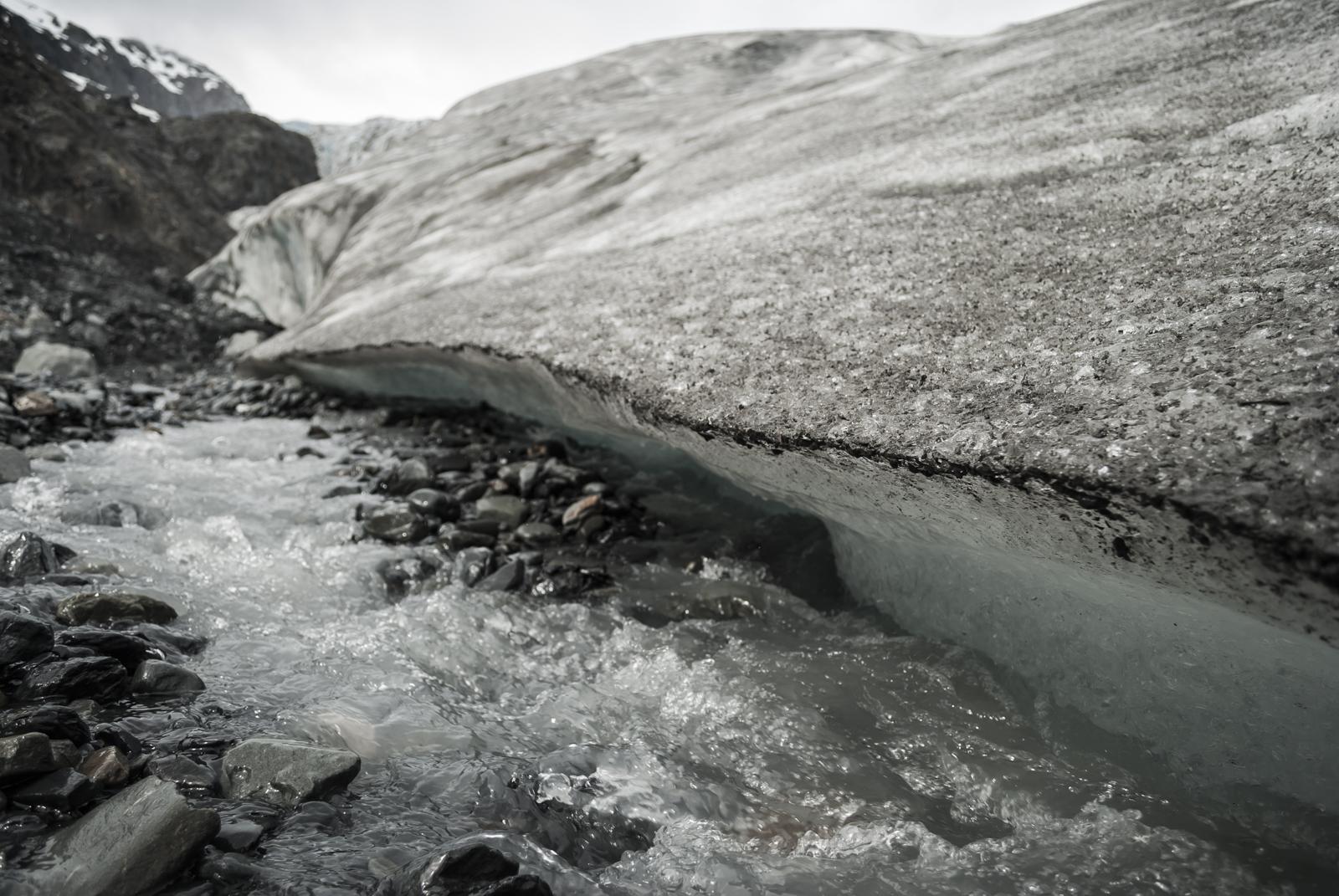 Exit Glacier, Kenai Fjords National Park, Seward, AK