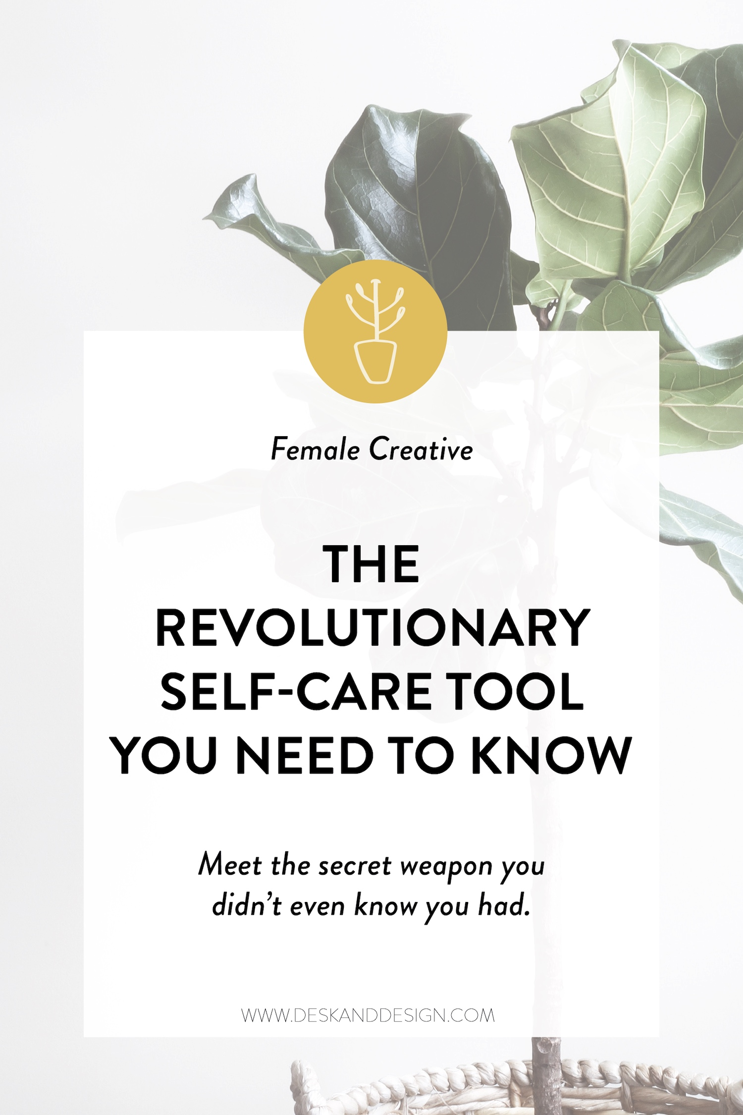 The Revolutionary Self-Care Tool You need to Know. Meet the secret weapon you didn't know you had.