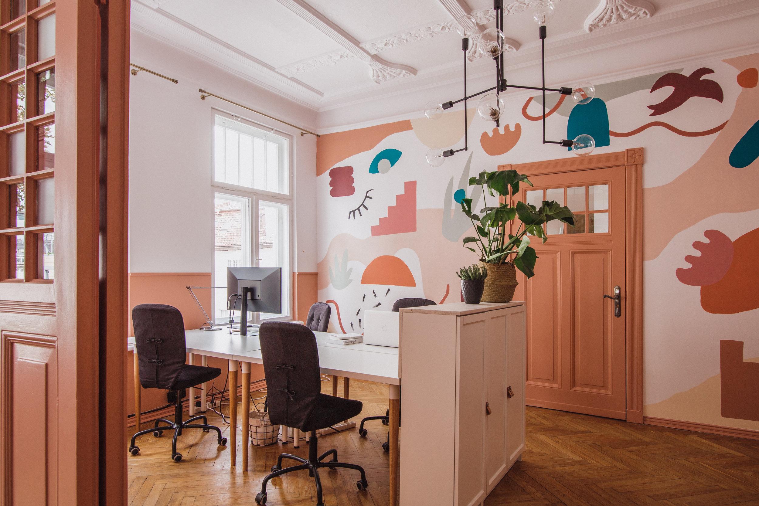Coworking - Wynajmij biurko na dni lub cały miesiąc!