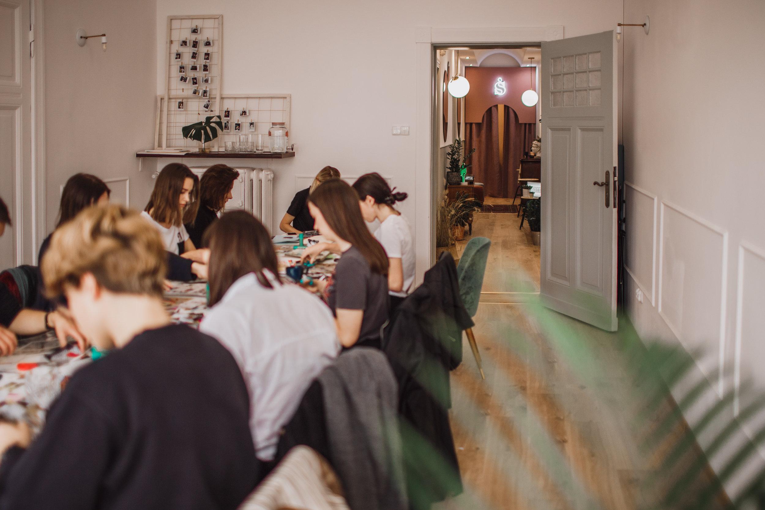 Sala warsztatowa,szkoleniowa - Szukasz kameralnej i pięknej przestrzeni dla swojego wydarzenia?