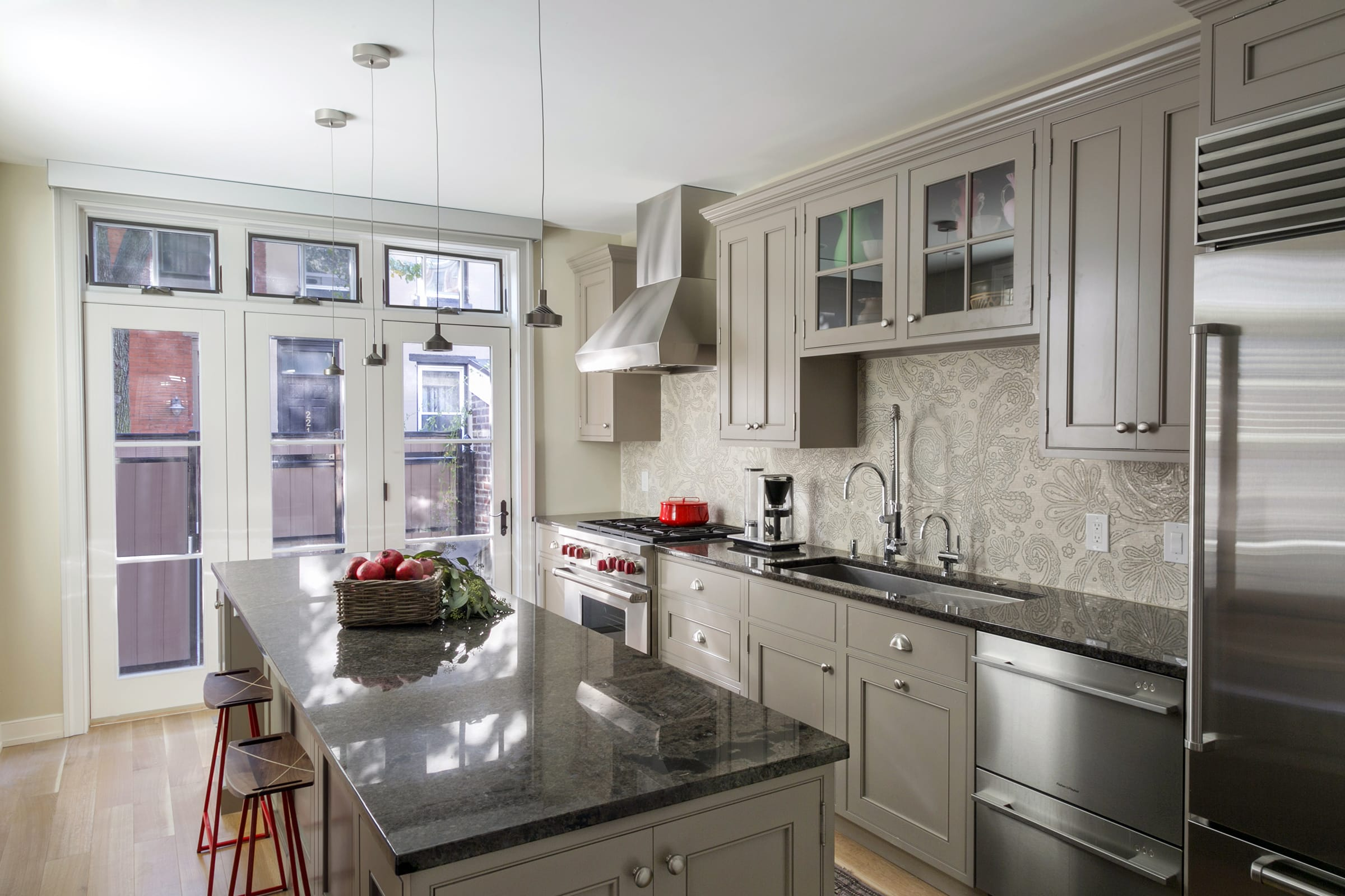 Fitler Square Rowhouse -