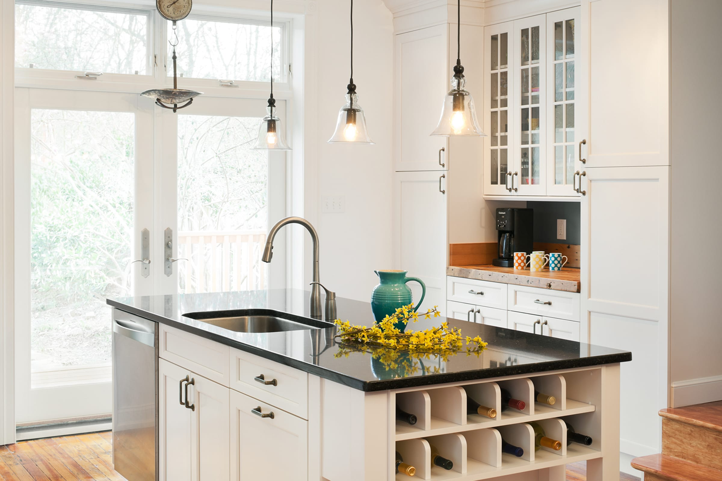 A Tale of Two Kitchens -