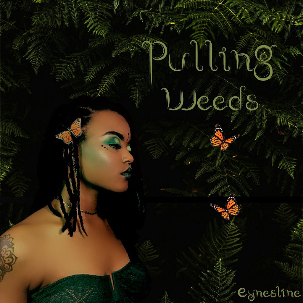 Pulling weeds EP -