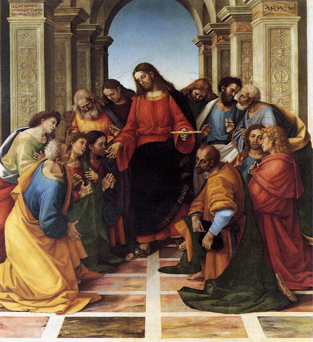 Communion of the Apostles (Signorelli).jpg