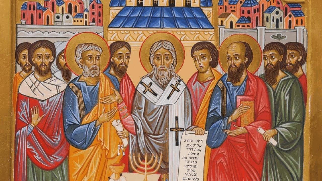 The Council of Jerusalem