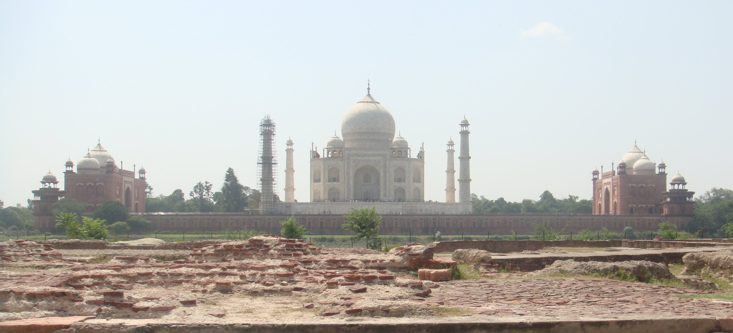 Consciously Connected Travel - New Delhi Experiences - Roadtrip to Agra- India - Cocoa  and Jasmine