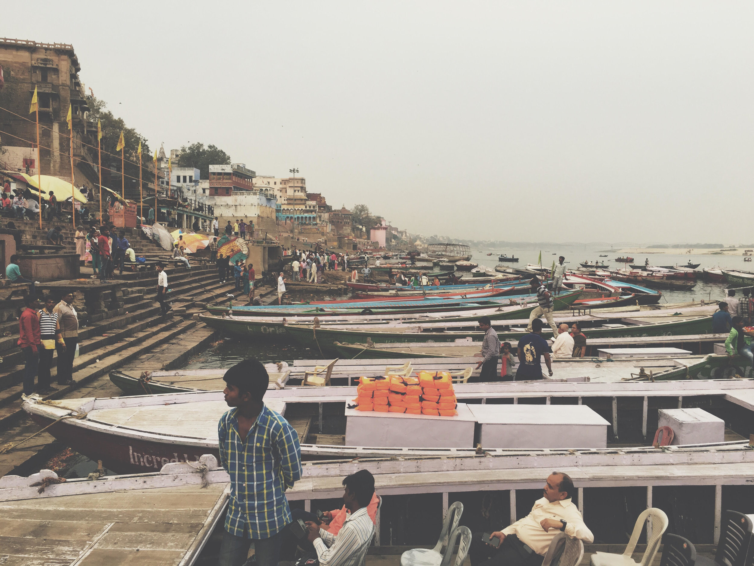 Consciously Connected Travel - New Delhi Experiences - The Art of Letting Go - Cocoa and Jasmine - Varansi, India
