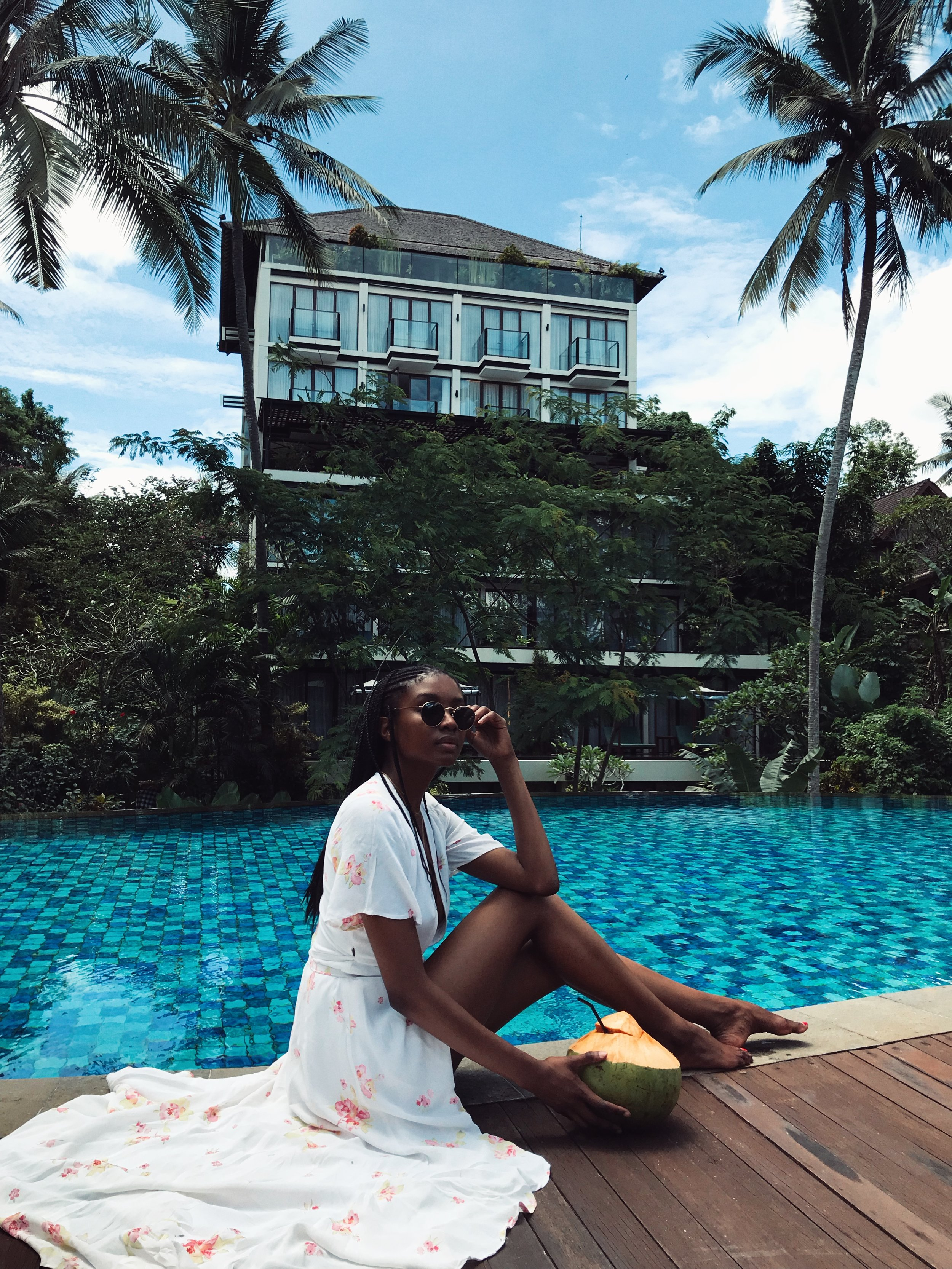 Consciously Connected Travel  -  Culturally Connected Experiences  - Wellness - New Year Preparation, head into the new year with a new glow - CC Edit - Natasha Ndlovu  - Bali, Indonesia