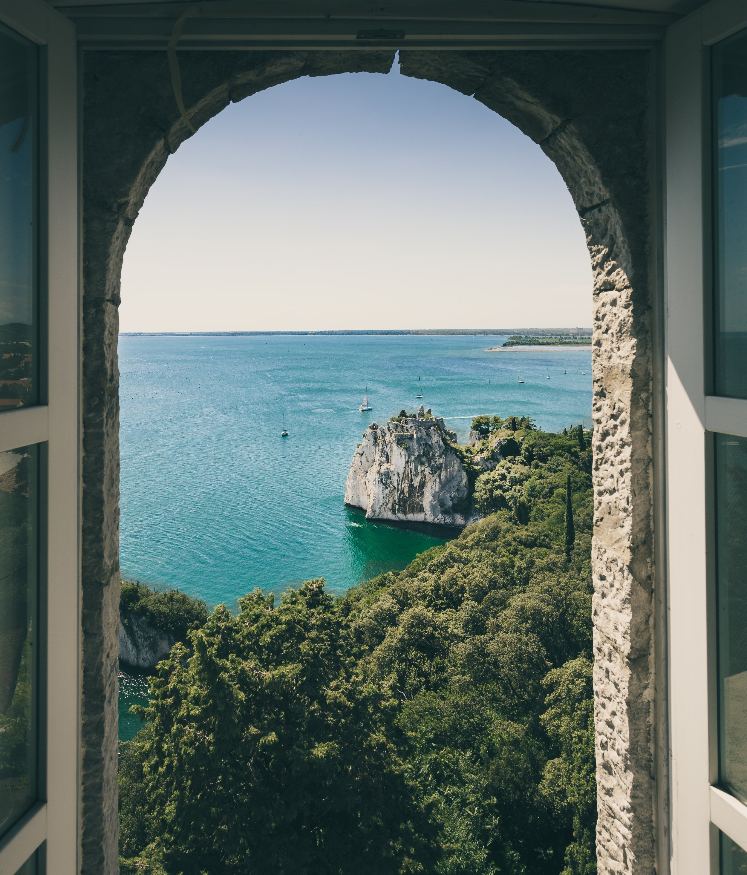 Consciously Connected Travel - CC Journal - Where CC will be travelling to in 2019 - Ponza, Italy