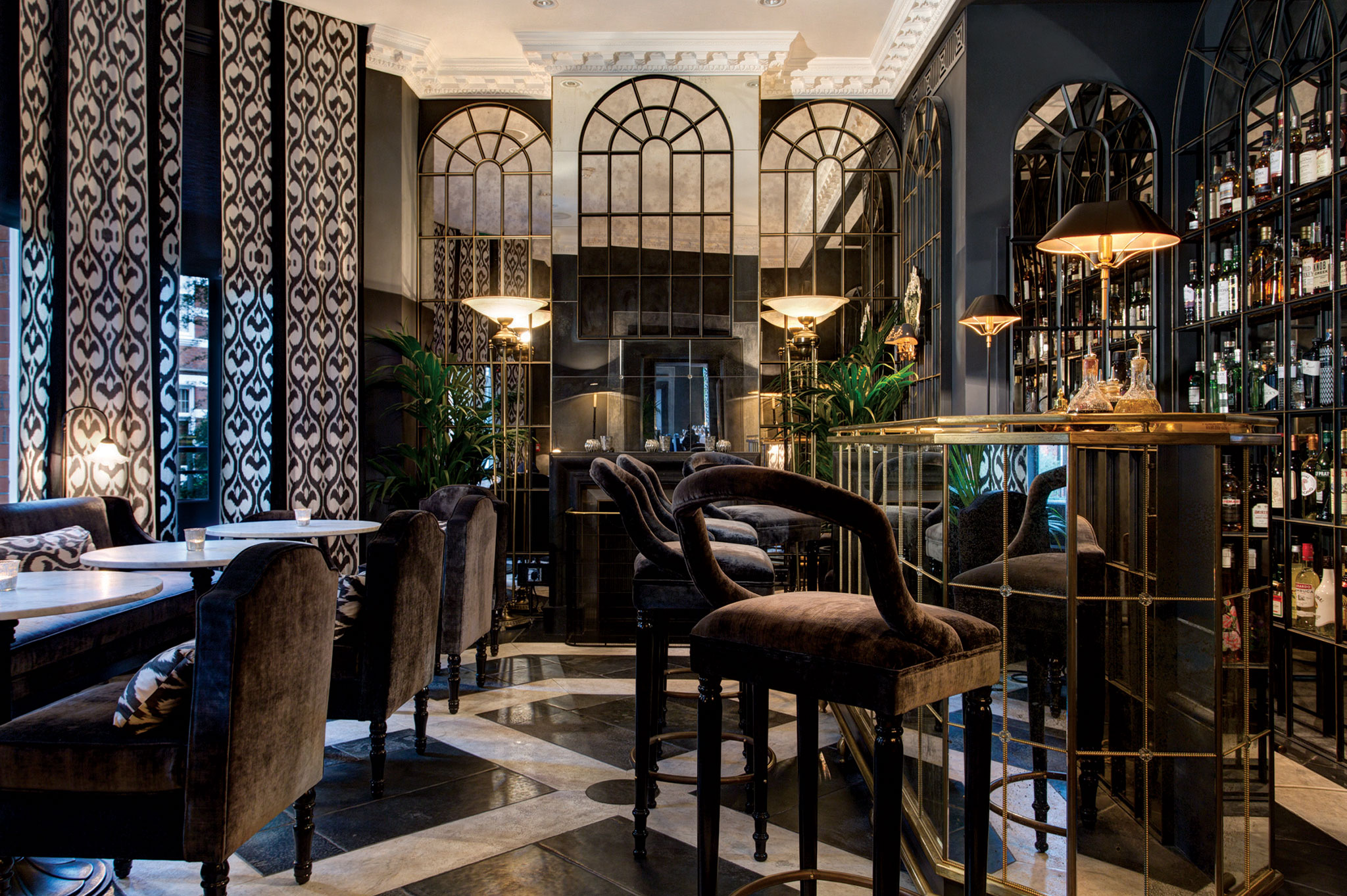Photo Credit: The Franklin Hotel