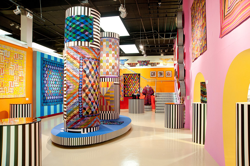 Photo Credit:  Fashion and Textile Museum