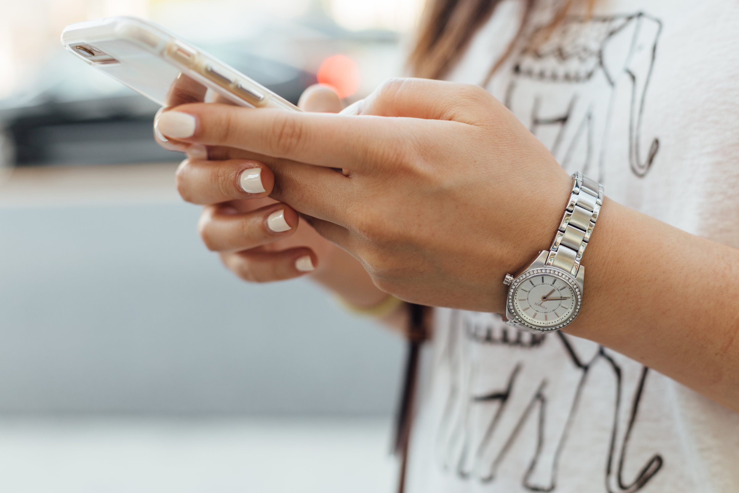 Consciously Connected Travel - CC Journal -Wellness   We can form addictions to our phones, here's how