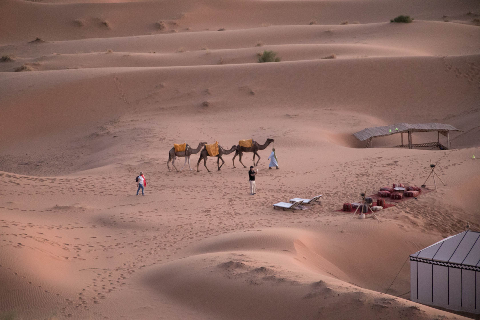 Consciously Connected Travel  -  2 Nights Luxury Astrology Experience in the Merzouga Sahara Desert, Morocco