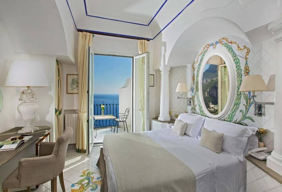 Consciously Connected Travel - CC Journal - Villa Franca - Positano, Italy