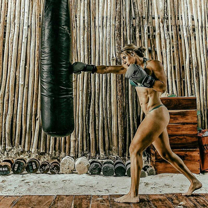 Consciously Connected Travel - CC Journal - My City Series - Katie Davies - Athlete - Personal Trainer - Weight Training - Tulum Mexico