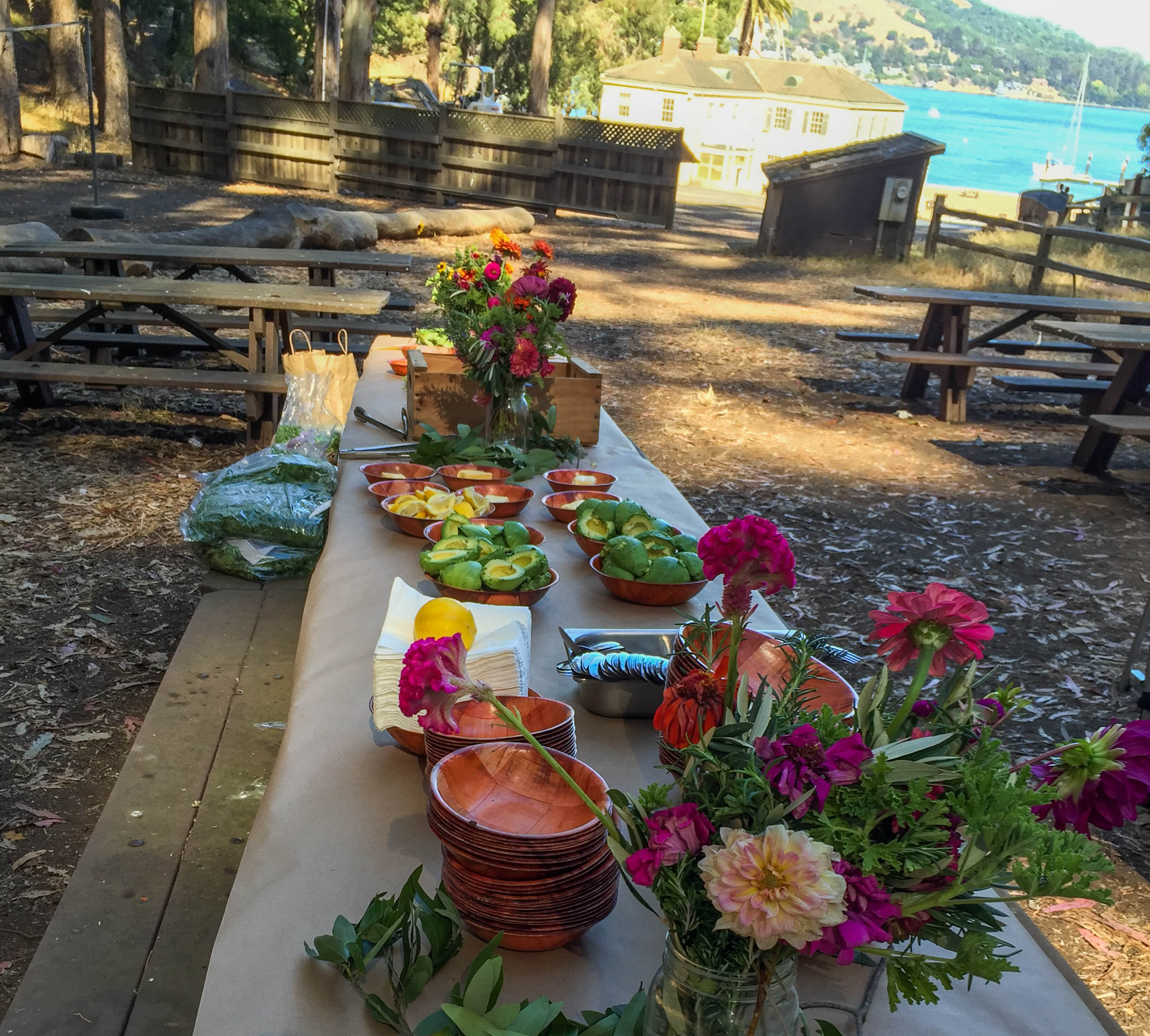 Angel Island BBQ