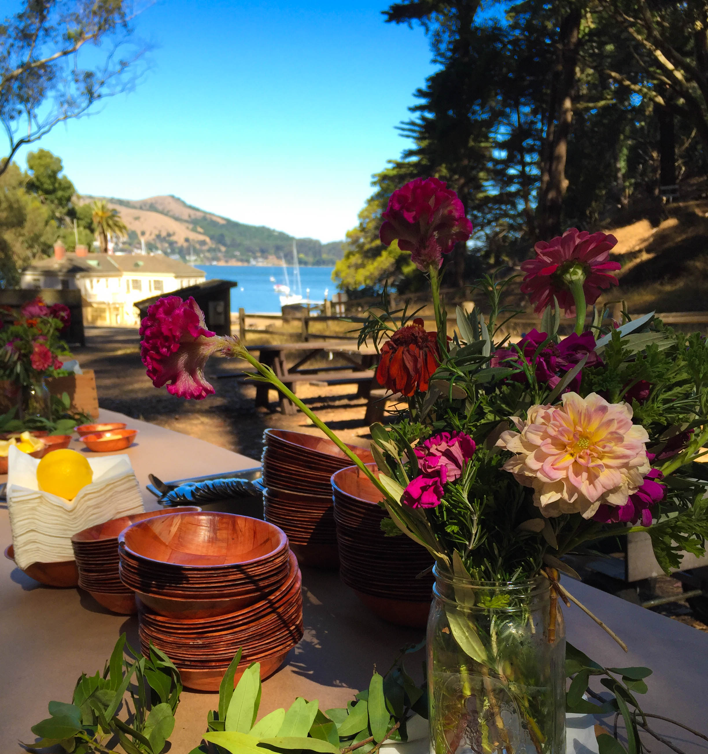 Angel Island BBQ Catering