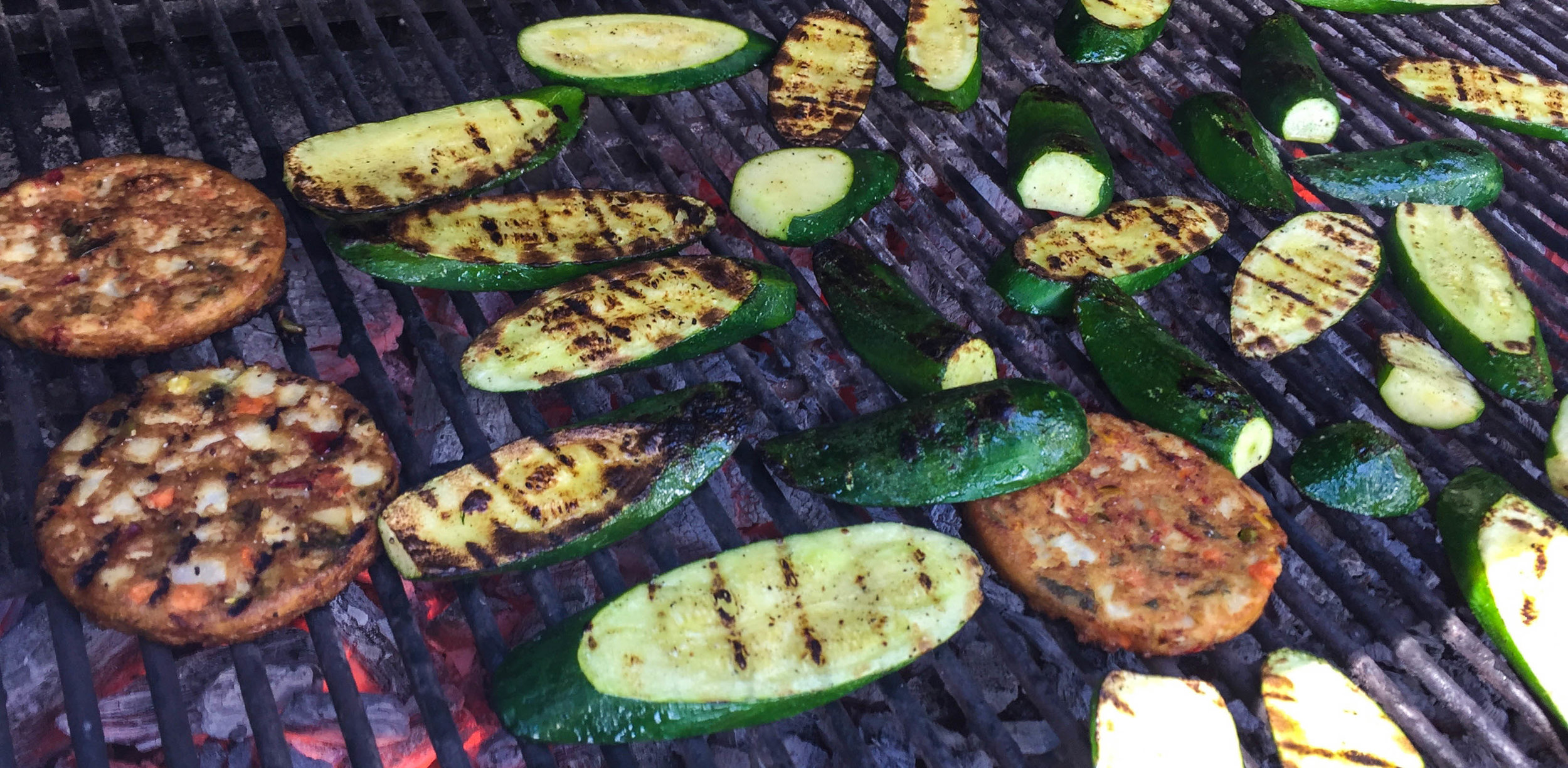 Vegetarian Grill