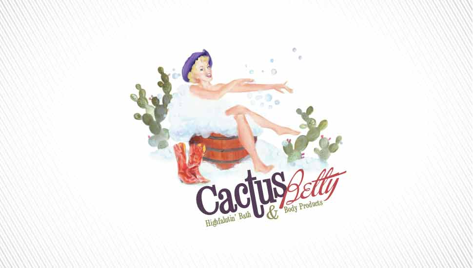 Cactus Betty Bath Products