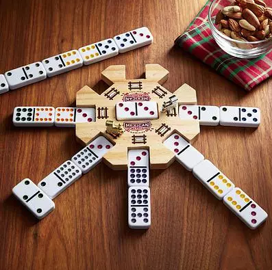 Mexican Train - Liz Adams, CoordinatorAll aboard with this domino game. Beginners welcome with conductors ready to assist. Enjoy fellowship and fun with some brain involvement. When: 3rd Friday of the Month Where: Pecan Creek Grille, 1510 Eldridge Parkway (corner of Briar Forest Drive, in the Kroger Shopping Center) Cost: Participants pay for own lunch.