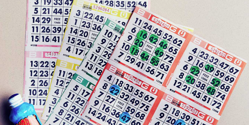 Bingo - Evy Tuttle, CoodinatorWho knew covering numbers on a card in all sorts of patterns could be so much fun! We play several versions of Bingo. And we have Prizes!