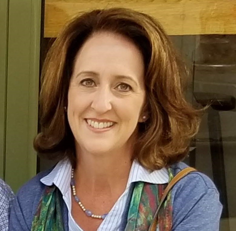 Newsletter Editor - Carmen Clarke