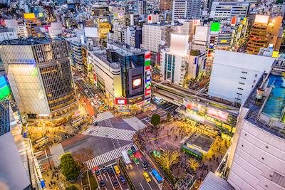 Tokyo - Sega Joypolis Shibuya Crossing