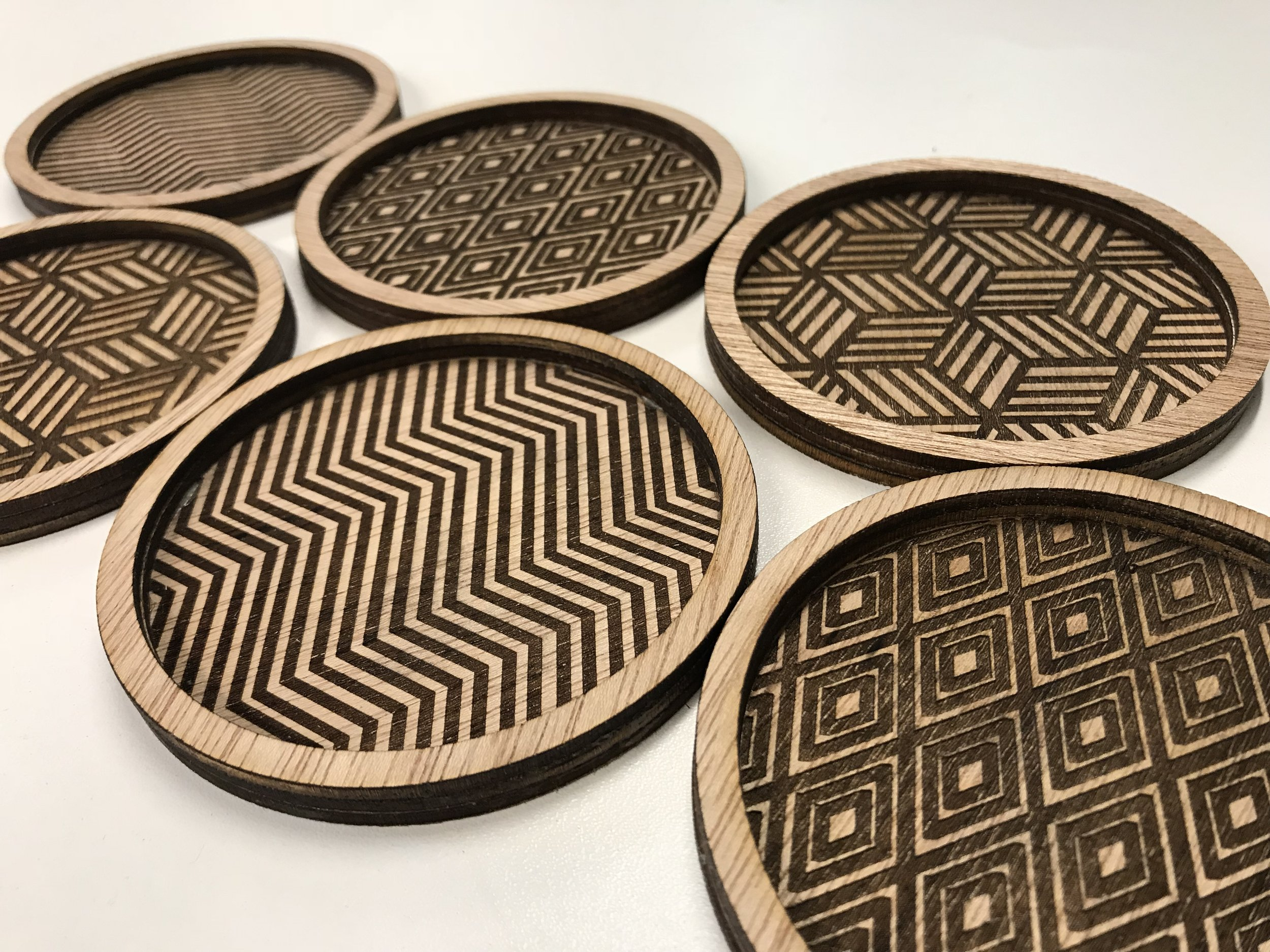 Completed Coasters
