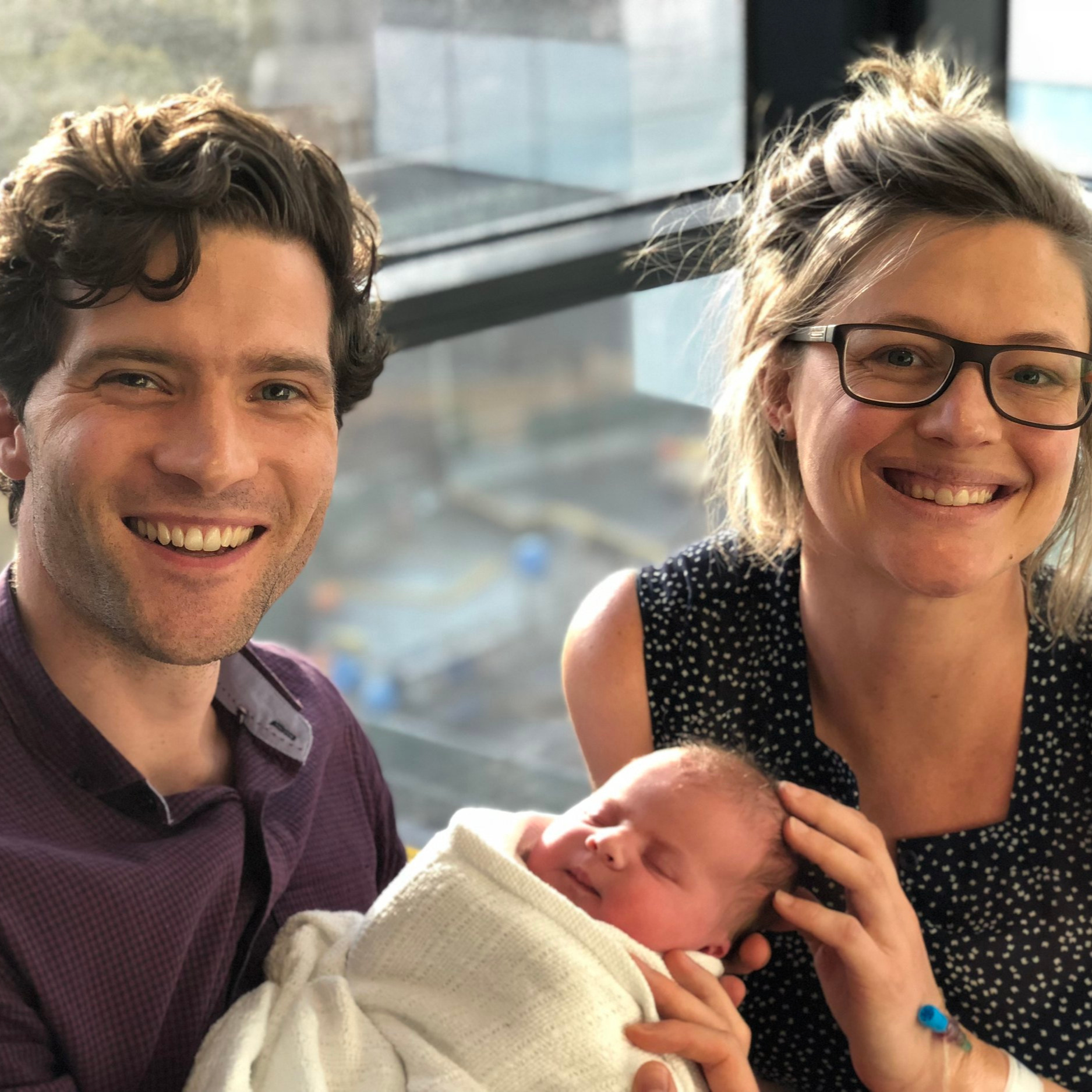 Interview With Alan Duffy On Taking Paternity Leave