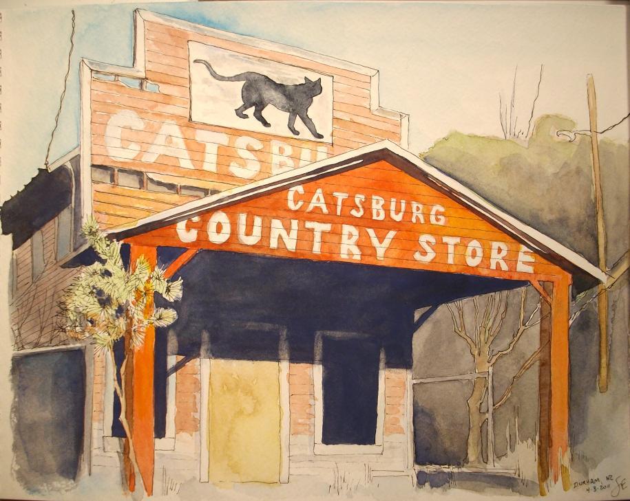 Catsburg Country Store Watercolor.JPG