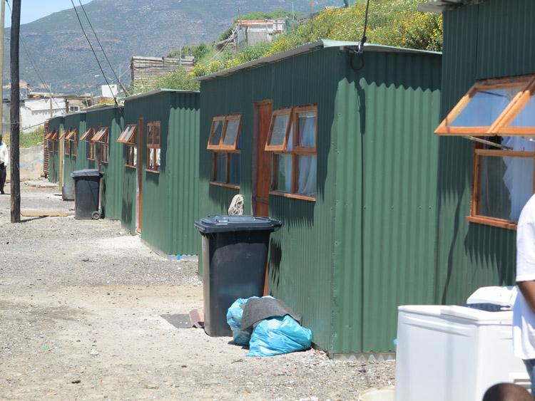 TRA housing
