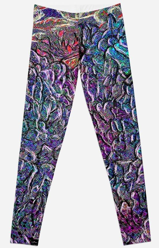 """Frozen Sunset"" Leggings"