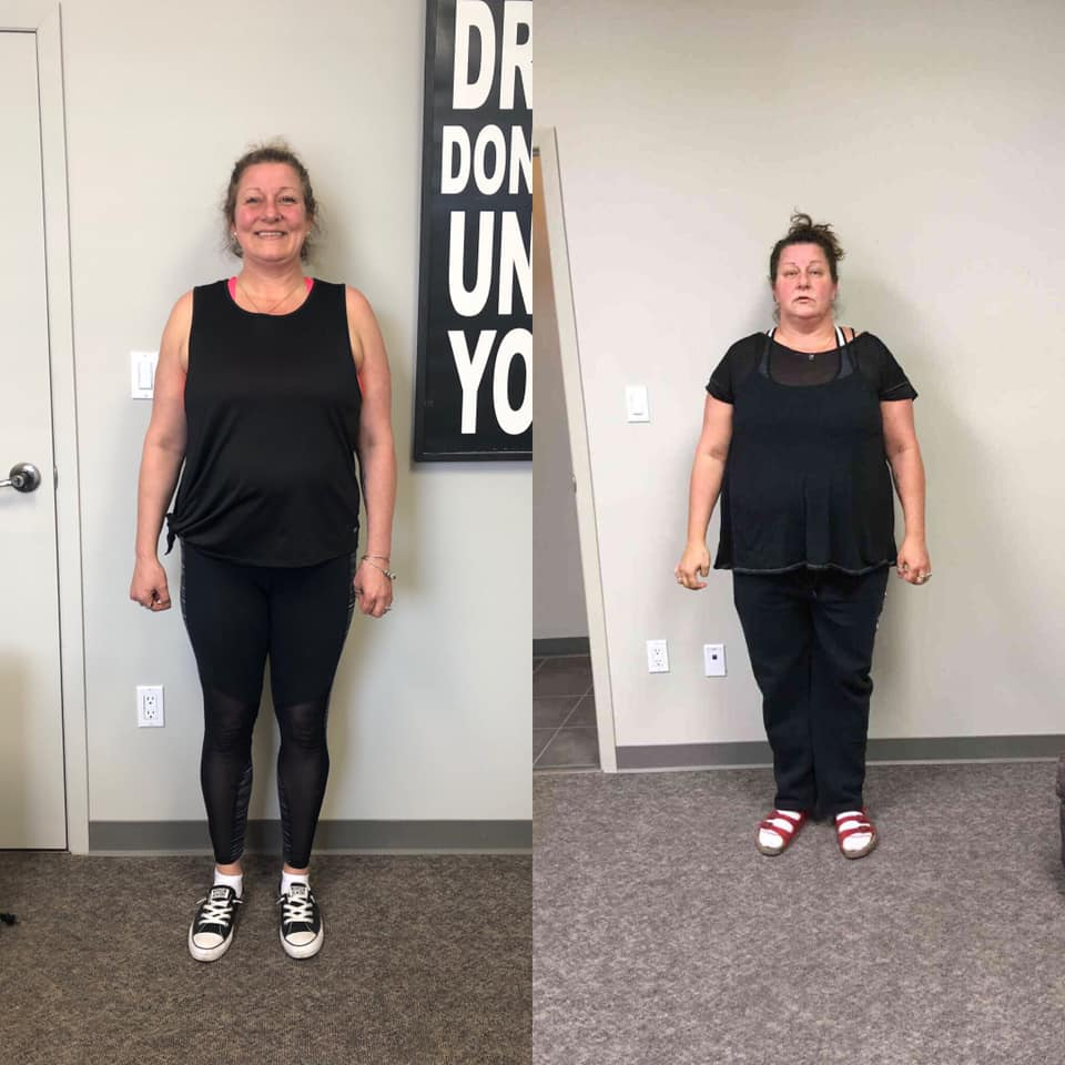 Michelle Behm is on day 200 with a total of 65.5 lbs gone! and 54.75 inches lost! And most importantly off of her insulin!