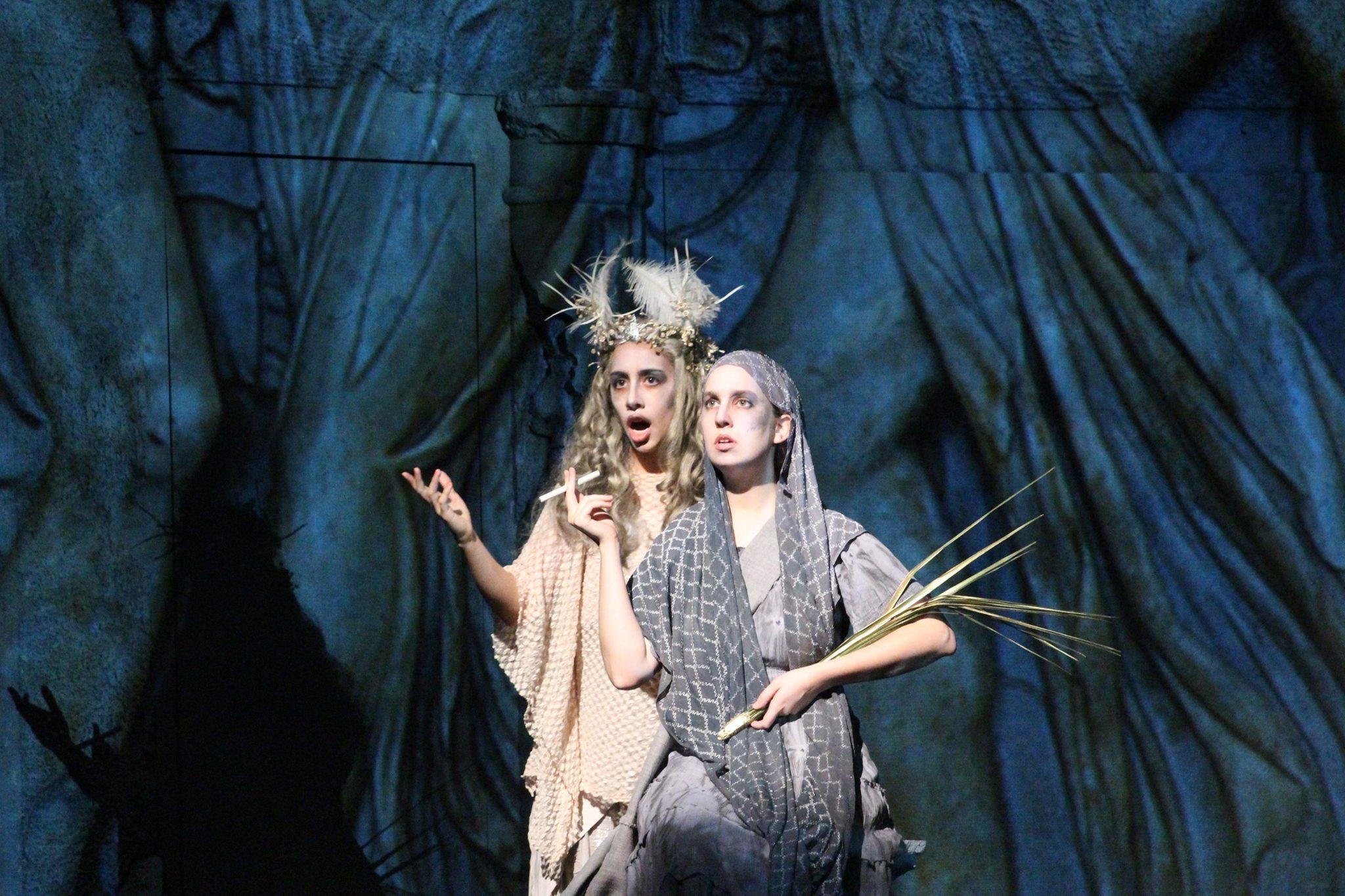 FSU Opera: L'incoronazione di Poppea  Role: Virtù