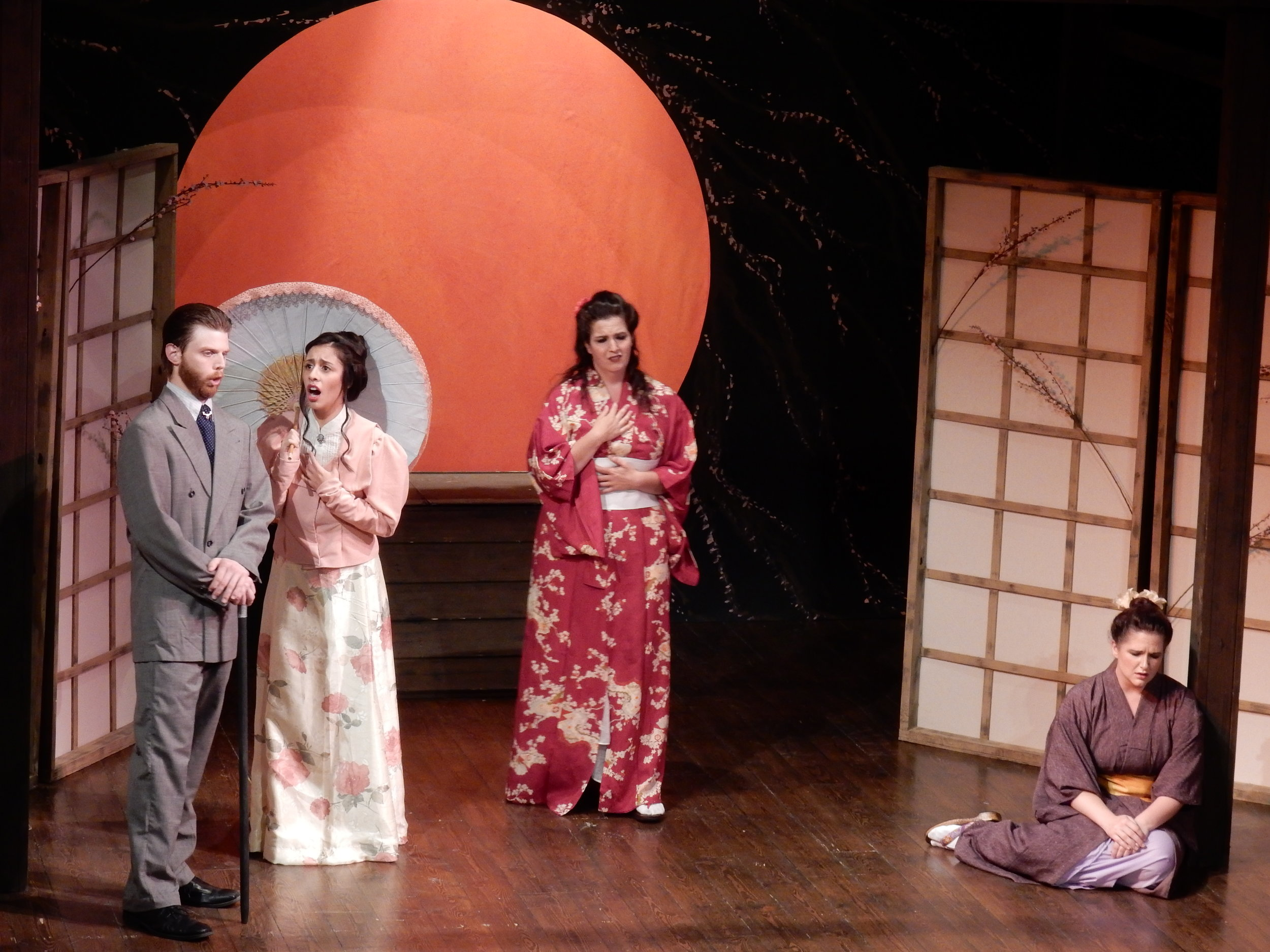 La Musica Lirica: Madama Butterfly  Role: Kate Pinkerton